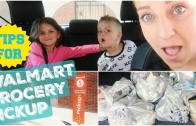 Walmart Grocery Pickup Tips: Shop at Walmart and Never Leave Your Car!
