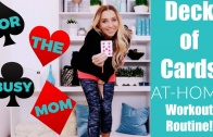 BEST At-Home Workout Routine for Busy Moms!
