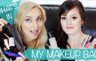 What's In My Makeup Bag? | with Bonnie Hoellein
