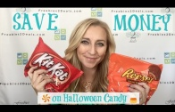 How to Save Money on Halloween Candy!