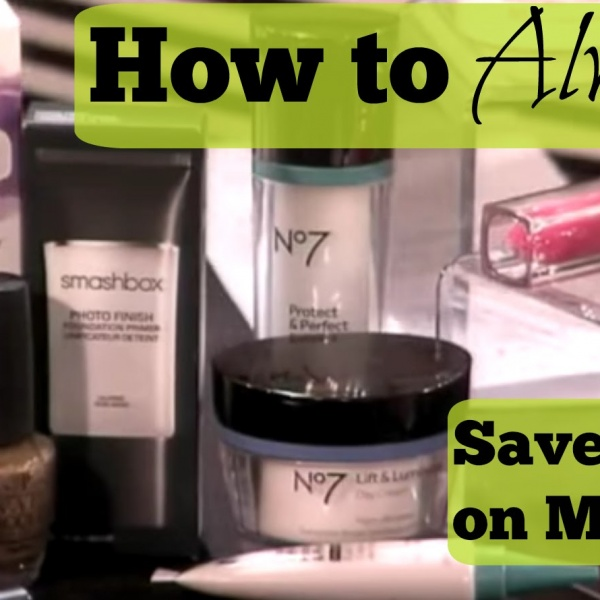 The Best Place to Get Makeup Deals!