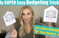 My Super Easy Budgeting Trick!