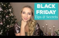 Top Black Friday Shopping Tips & Secrets 2015