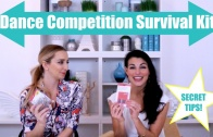 What to Put in Your Dance Competition Survival Kit!