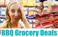 Shopping for LAST MINUTE 4th of July BBQ Grocery Deals!