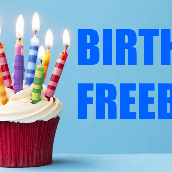 The BEST Birthday Freebies: Free FOOD, FREE Makeup, FREE Toys and More!
