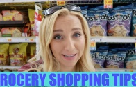 Grocery Shopping VLOG: Stock Up Prices for College Students and Families!