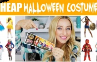 CHEAP HALLOWEEN COSTUMES: Dress Up in Your Favorite Halloween Costume for Less!