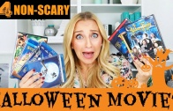 Best Non Scary Family Friendly Halloween Movies, a GIVEAWAY & How to Watch Movies for FREE!