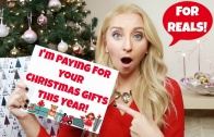 I'm Paying for YOUR Christmas Gifts This Year!🎄 SERIOUSLY!