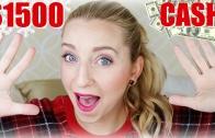 $1500 Christmas Cash Giveaway Winner!!🎉🎉