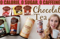Chocolate Tea: Zero Calories, Zero Sugar & Zero Caffeine??!