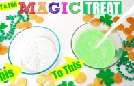 EASY & FUN St. Patrick's Day & Leprechaun Treat Idea!