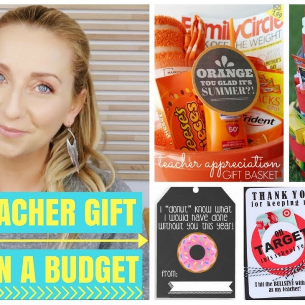 Best DIY Teacher Gift Ideas on a Budget for the End of the Year!