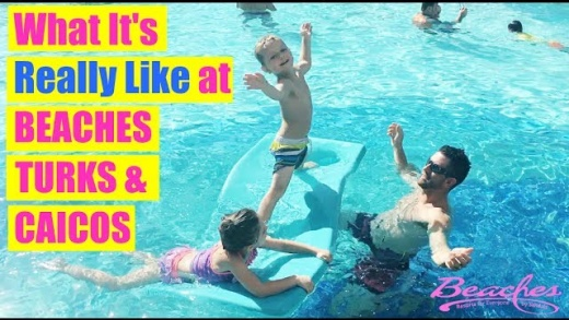 Beaches Resorts Turks and Caicos Family Vacation🌴: What It's Really Like!