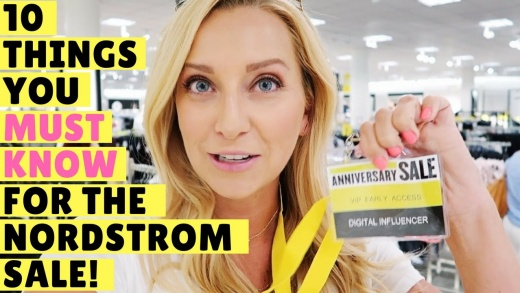 Nordstrom Anniversary Sale: Shop with Me for the BEST Deals! (My Top Picks too!)