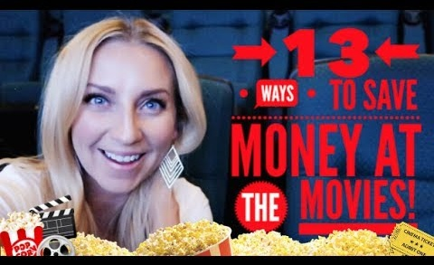 How to Get FREE Movie Tickets (LEGIT) + 13 Ways to Save Money at the Movie Theater!