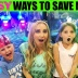 5 EASY Ways to Save Money on a Kid's Birthday Party!🎉