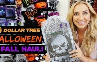 Dollar Tree Halloween & Fall Haul 2017! (Dollar Tree Shop with Me!)