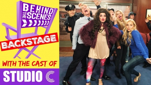 Behind the Scenes and Backstage with the Cast of Studio C!