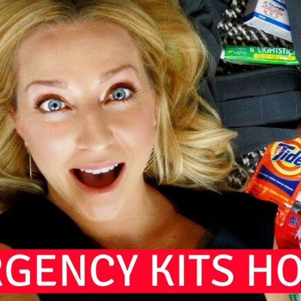 HOW TO Make a 72 Hour Emergency Kit | Bug Out Bag | Survival Kit | Disaster Kit!