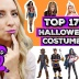TOP 17 *NEW* Halloween Costume Ideas for 2017 (Kids, Teens & Adults!)