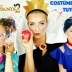 Disney Descendants 2 Evie Cotillion Makeup & Costume Tutorial