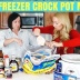 Chicken Crock Pot Freezer Meals: 5 Ingredients or Less! | DUMP & GO Recipes