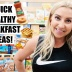 18 Easy & Quick Healthy Breakfast Ideas + Current Digital Coupons to Save Money!