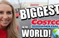 Shopping at the Biggest COSTCO in the World! | COSTCO Tour & Differences