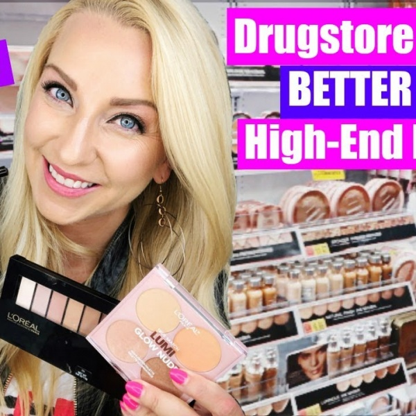 Drugstore Makeup Haul BETTER & More Affordable than High End! TRY-ON & FIRST IMPRESSIONS Too!
