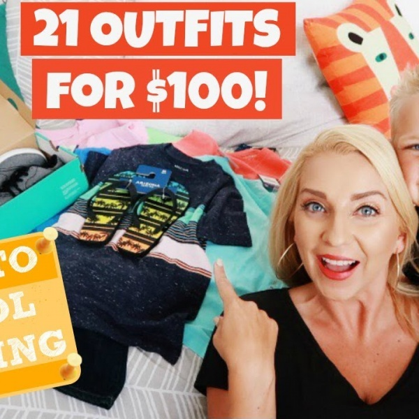 Back to School Shopping: 21 Outfits for Under $100 at JCPenney!
