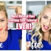 Most Helpful Hair Curling Tips Tutorial EVER! + How to Style Dirty Hair