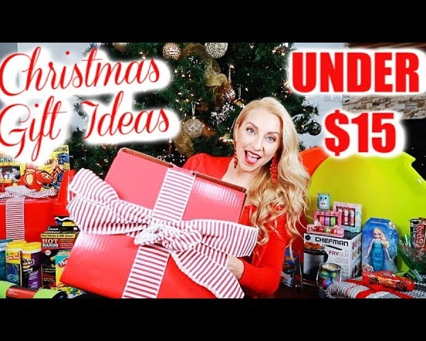 Last Minute Christmas Gift Ideas UNDER $15 Found at the Grocery Store?!😱