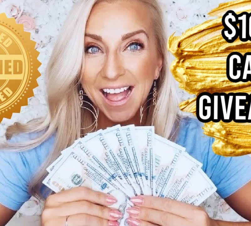 Biggest Giveaway EVER! (iPad Giveaway, iPhone 12 Giveaway or Cash Giveaway Prize) Economic Stimulus